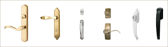 Mortise Hardware Options
