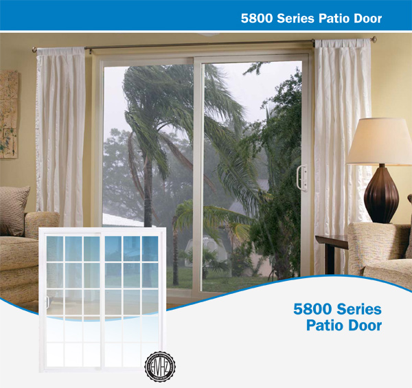5800 Series Patio Door